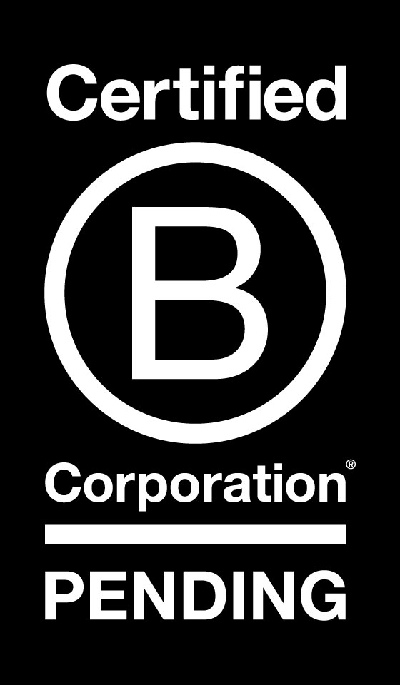 Pending B Corp Certification
